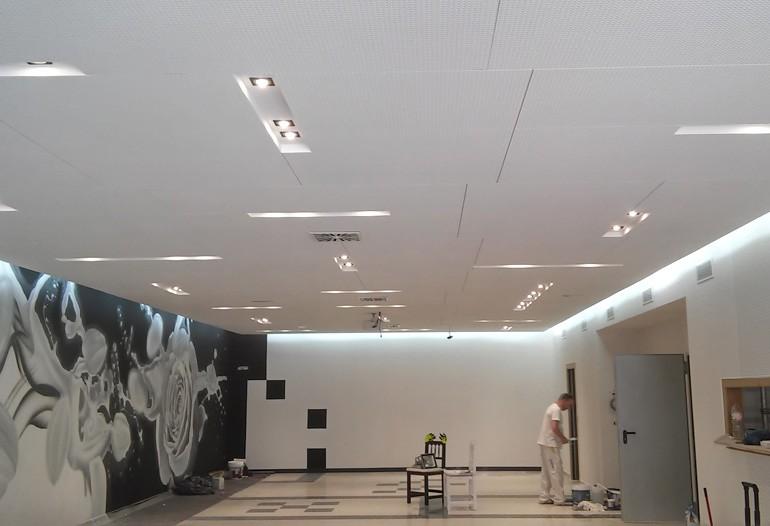 techo absorbente